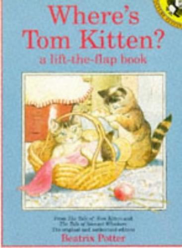 Where's Tom Kitten? By Beatrix Potter