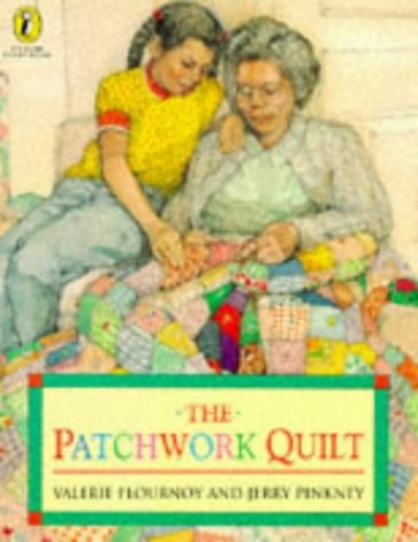 The Patchwork Quilt (Picture Puffin) By Valerie Flournoy