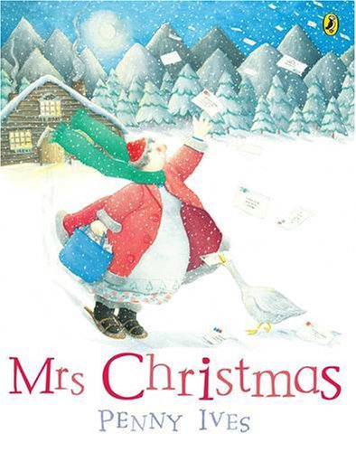 Mrs. Christmas By Penny Ives