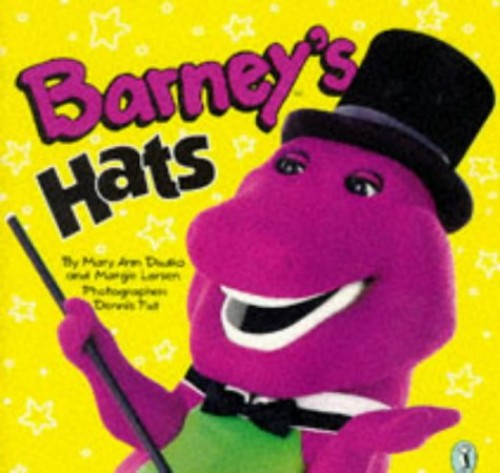 Barney's Hats By Mary Ann Dudko