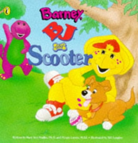Barney, BJ and Scooter By Mary Ann Dudko