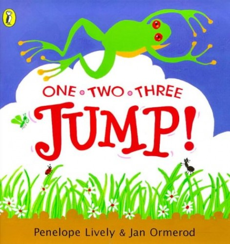 One, Two, Three...Jump! By Penelope Lively