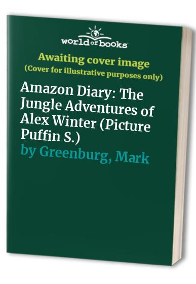 Amazon Diary By Hudson Talbott
