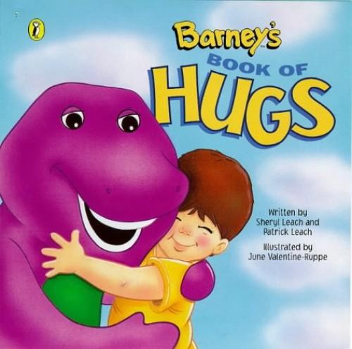 Barney's Book of Hugs by Sheryl Leach