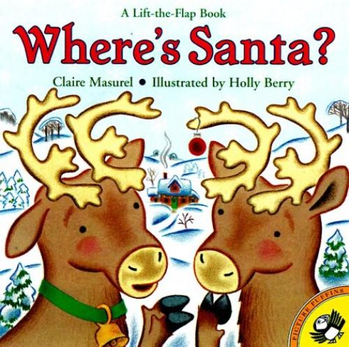 Where's Santa? by Claire Masurel
