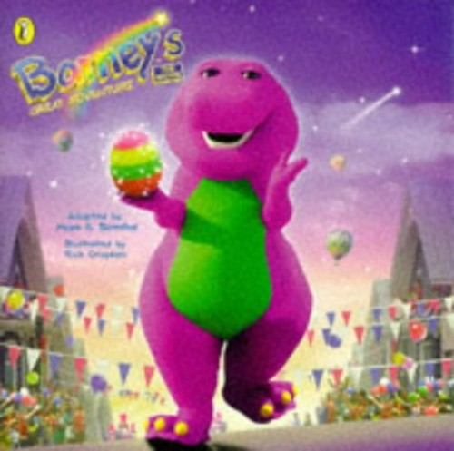 Barney's Great Adventure By Mark S. Bernthal