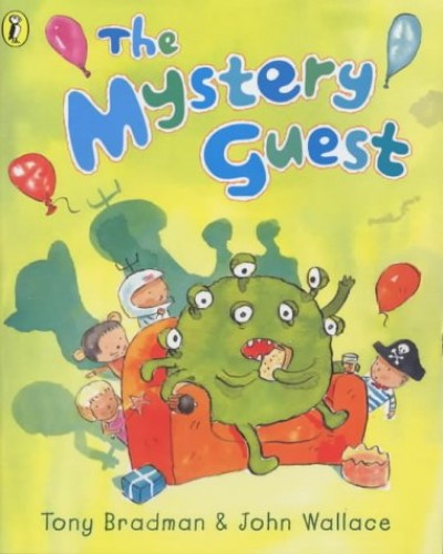 The Mystery Guest By Tony Bradman