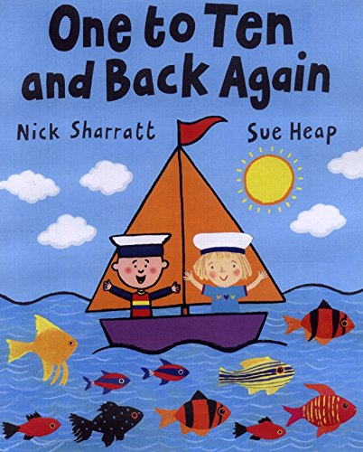 One to Ten and Back Again By Sue Heap