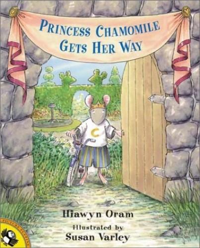 Princess Chamomite Gets Her Way