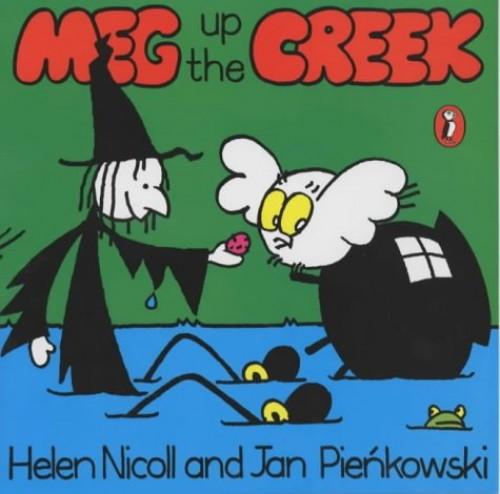 Meg up the Creek By Helen Nicoll