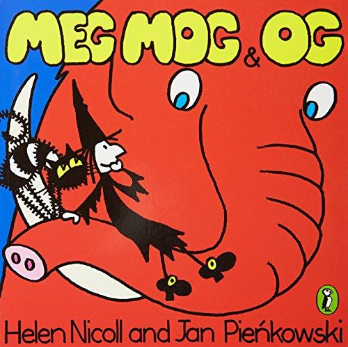 Meg, Mog and Og By Helen Nicoll