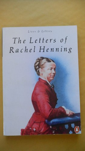 The Letters By Rachel Henning