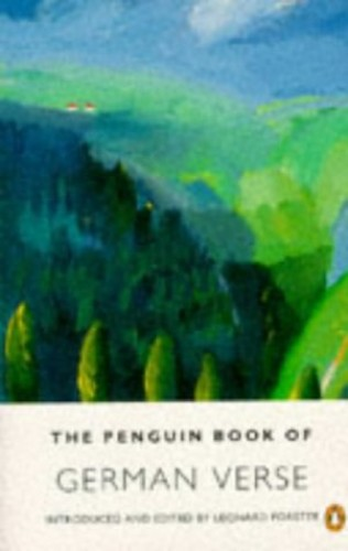 The Penguin Book of German Verse