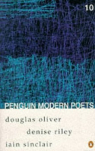 Penguin Modern Poets By Douglas Oliver