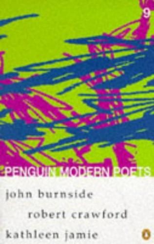 Penguin Modern Poets By John Burnside