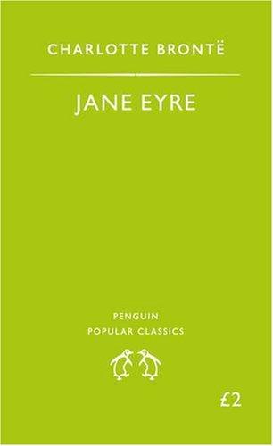 Jane Eyre By Charlotte (Delete) Bront