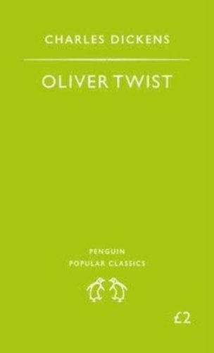 Oliver Twist (The Penguin English Library) By Charles Dickens