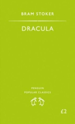 Dracula (The Penguin English Library) By Bram Stoker