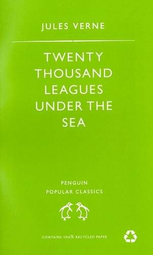 20,000 Twenty Thousand Leagues Under the Sea By Jules Verne