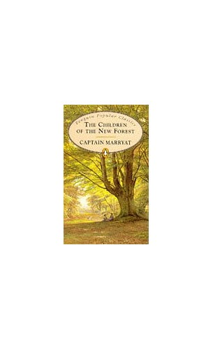 The Children of the New Forest by Captain Marryat