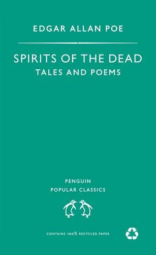 Spirits of the Dead By Edgar Allan Poe