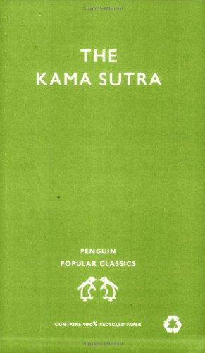 The Kama Sutra By Vatsyayana Mallanaga