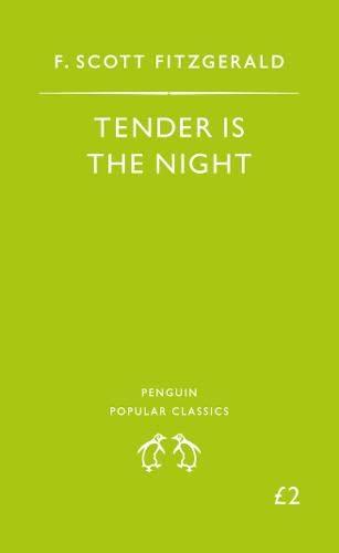 Tender is the Night (Penguin Essentials) By F. Scott Fitzgerald