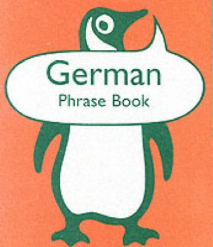 German Phrase Book By Ute Hitchin