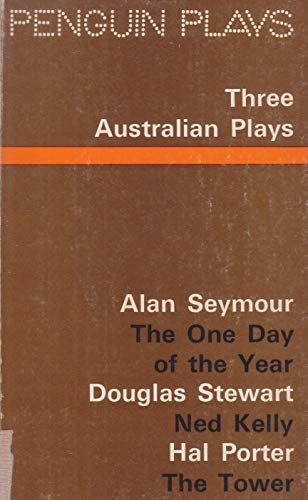 Three Australian Plays By Introduction by H.G. Kippax