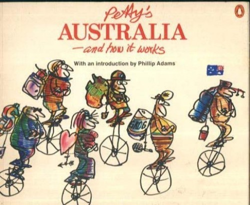 Petty's Australia By Bruce Petty