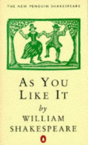 As You Like IT (New Penguin Shakespeare) By William Shakespeare