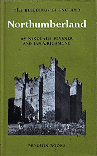 Northumberland By Nikolaus Pevsner