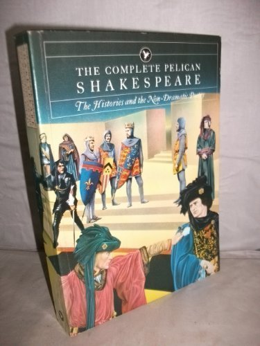 Complete Pelican Shakespeare By William Shakespeare