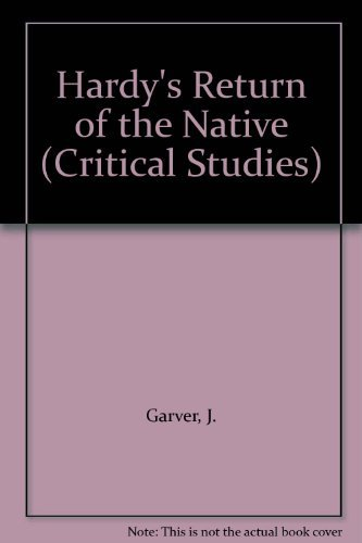 critical essays on the return of the native