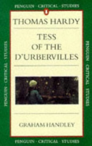 """Hardy's """"Tess of the D'Urbervilles"""" By Graham Handley"""