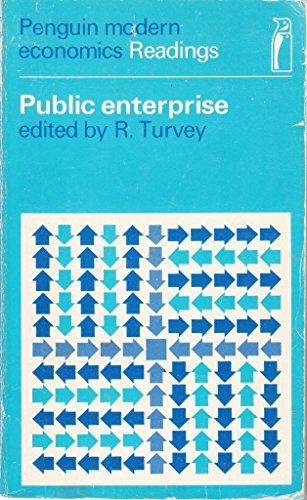 Public Enterprise By Edited by Ralph Turvey