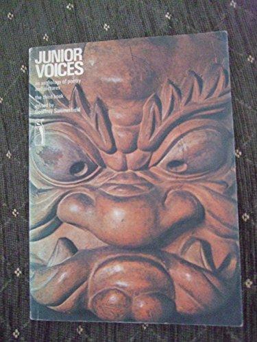 Junior Voices By Geoffrey Summerfield