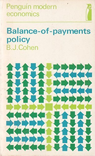 Balance-of-payments Policy By Mr. Benjamin J. Cohen