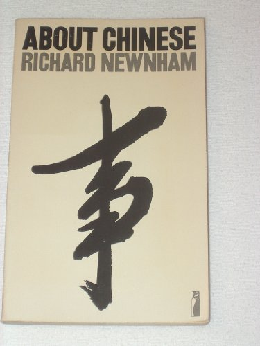 About Chinese By Richard Newnham