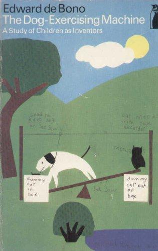 Dog Exercising Machine By Edward De Bono