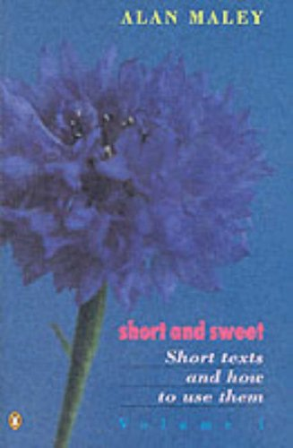 Short and Sweet By Alan Maley
