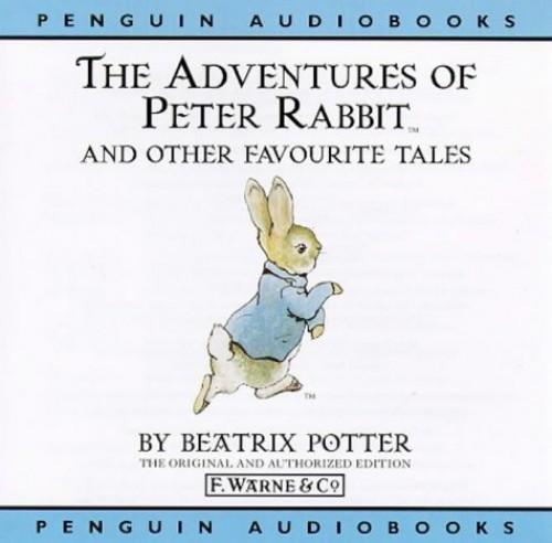 World Of Beatrix Potter Volume 1 On Cd By Beatrix Potter