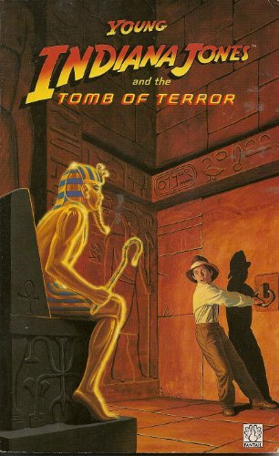 The Young Indiana Jones and the Tomb of Terror By Les Martin