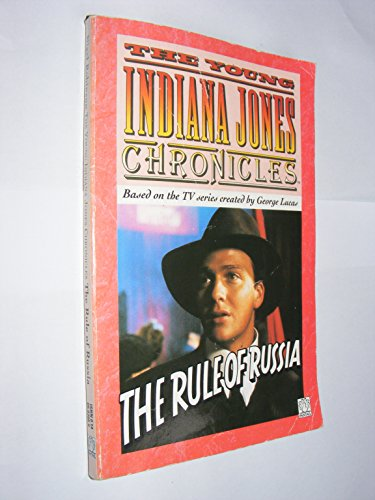 The Young Indiana Jones Chronicles By Nigel Robinson