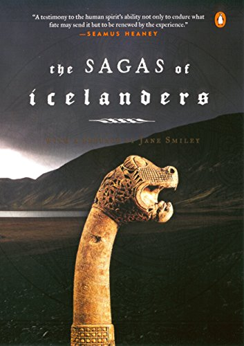 Sagas of the Icelanders By Jane Smiley