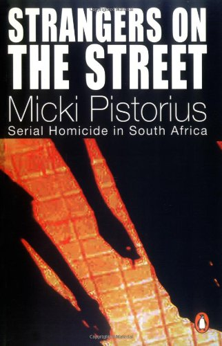 The-A-Z-of-South-African-Serial-Killers-by-Pistorius-Micki-Paperback-Book-The