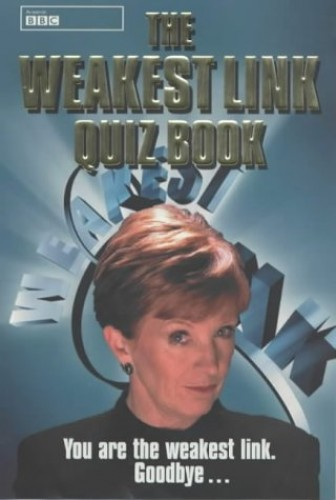 The Weakest Link Quiz Book By Penguin Books (BBC)