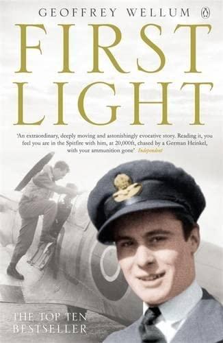 First Light By Geoffrey Wellum