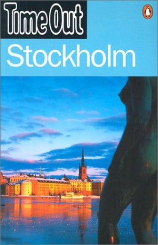 """""""Time Out"""" Guide to Stockholm By Penguin Books"""