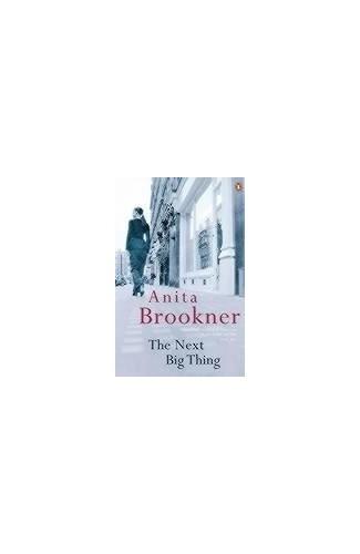 The Next Big Thing By Anita Brookner